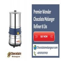 Shop Online Premier Chocolate Refiner Machine – Chocolate Melanger